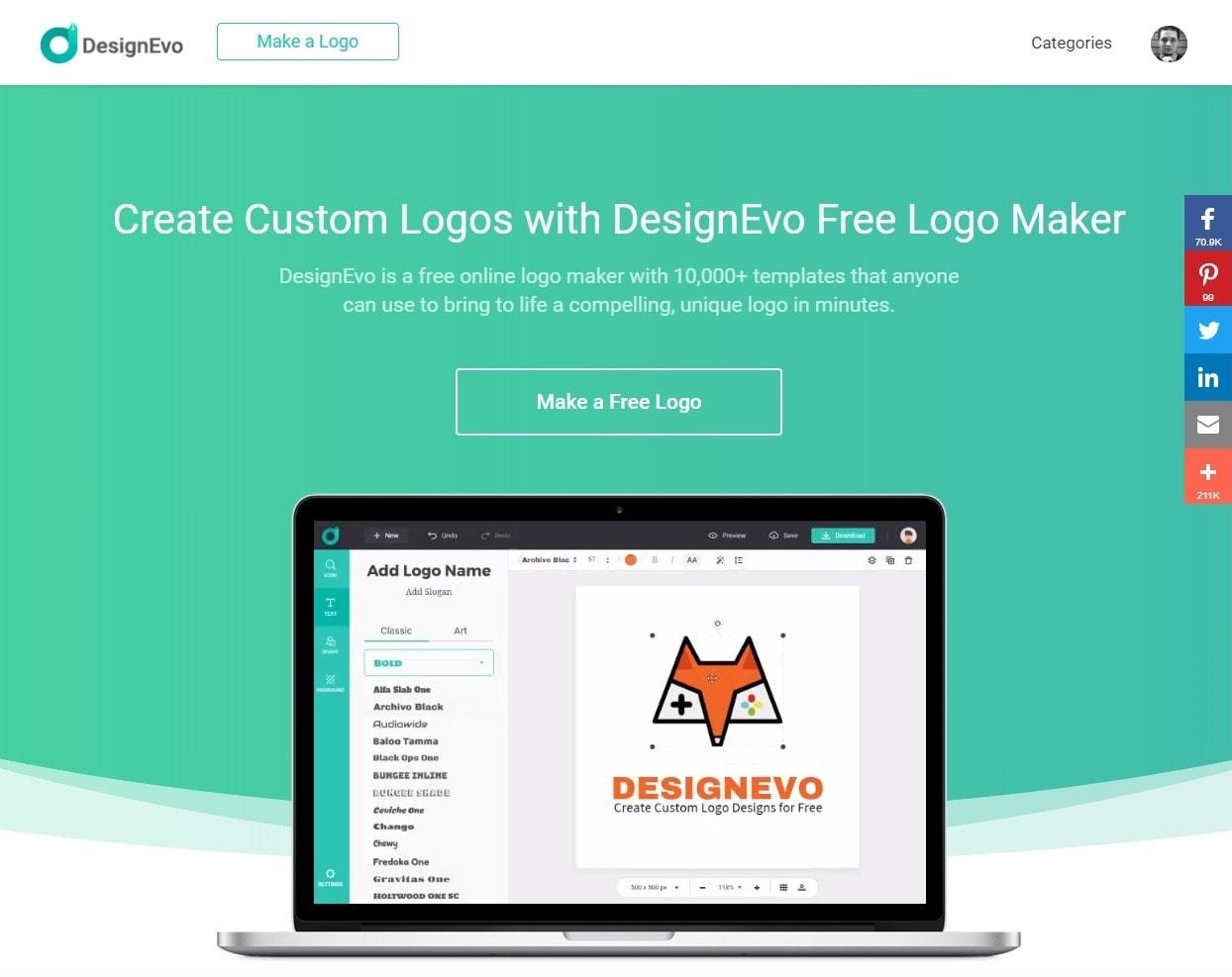 designevo-logo-maker-review-free-logos-whats-the-catch-[2020] (1)